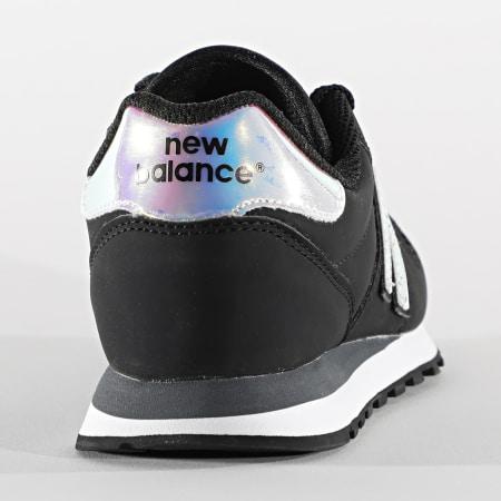New Balance - Baskets Femme Classics 500 819941 Black ...