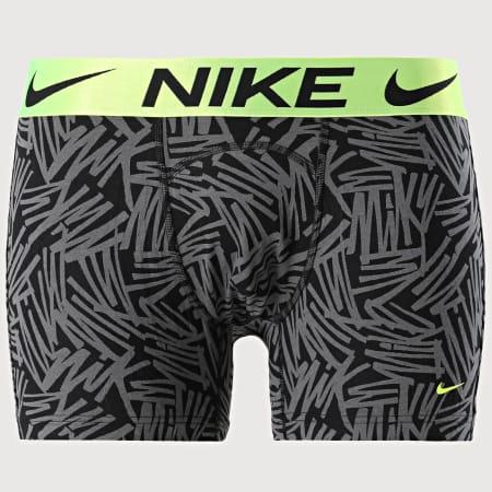Nike - Boxer Luxe Cotton Modal KE1021 Gris