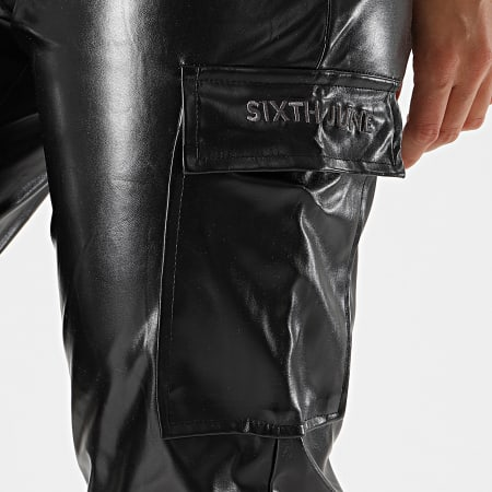 Sixth June - Jogger Pant Femme W32455VPA Noir