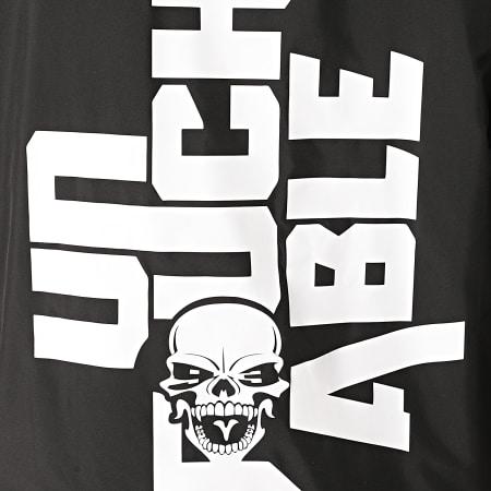 Untouchable - Coupe-Vent Logo Noir