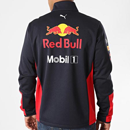 Red Bull Racing - Veste Zippées Aston Martin Red Bull Racing Team Bleu Marine Rouge