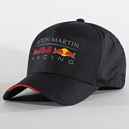 RedBull Racing - Casquette AMRBR Classic Cap Bleu MArine