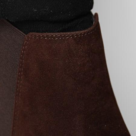 Classic Series - Chelsea Boots UB8888 Café