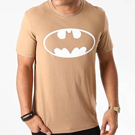 Batman - Tee Shirt Batman Logo Camel