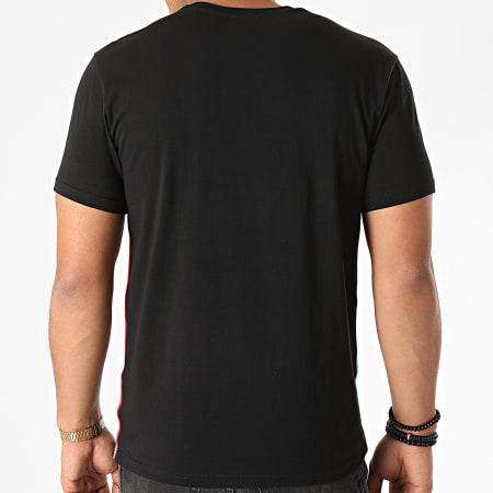 Emporio Armani - Tee Shirt A Bandes 110853-0A510 Noir
