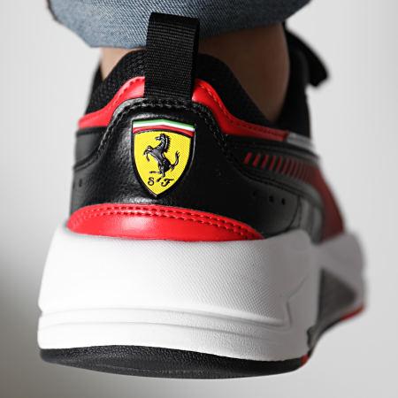 Puma - Baskets Ferrari Race X-Ray 2 306553 Puma Black Rosso Corsa