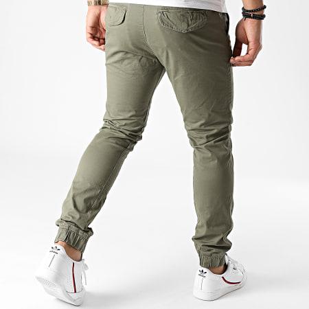 Solid - Jogger Pant 21103814 Vert Kaki