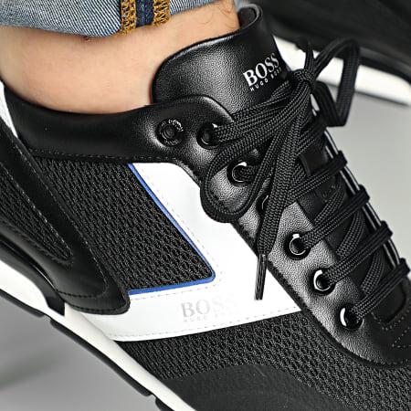 BOSS By Hugo Boss - Baskets Saturn Lowp 50445677 Black