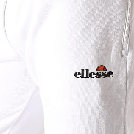 Ellesse - Pantalon Jogging Seggio SXG09887 Blanc