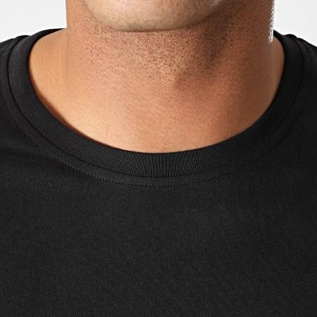 US Polo ASSN - Tee Shirt Manches Longues Sunwear Basic Noir