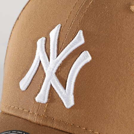 New Era - Casquette 9Forty Colour Essential 60081144 New York Yankees Camel