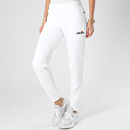 Ellesse - Pantalon Jogging Femme Afrile SRG09910 Blanc