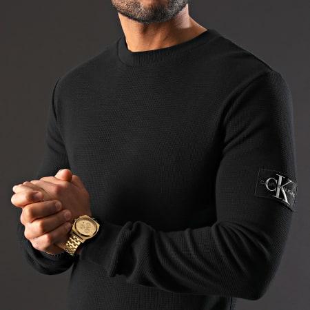 Calvin Klein - Sweat Crewneck BEH 6610 Noir
