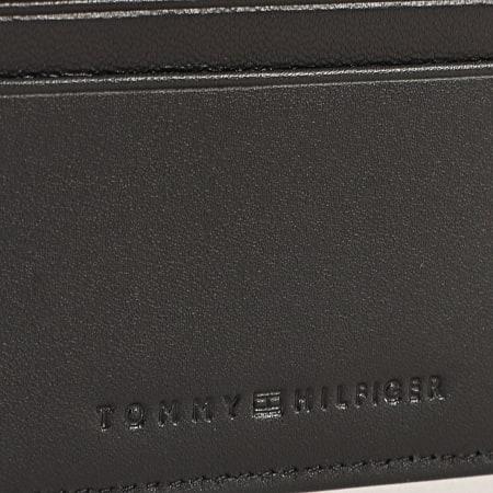 Tommy Hilfiger - Porte Cartes Inlay CC Holder 6734 Noir
