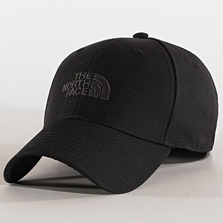 The North Face - Casquette 66 Classic Hat VSVJ Noir