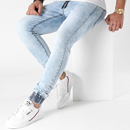 LBO - Jogger Pant Skinny Jeans J0426AH2 Denim Bleu Wash