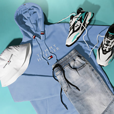 LBO - Jogger Pant Jeans Skinny J0426AH2 Bleu Wash