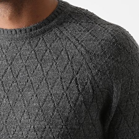 Ikao - Pull LL174 Gris Anthracite