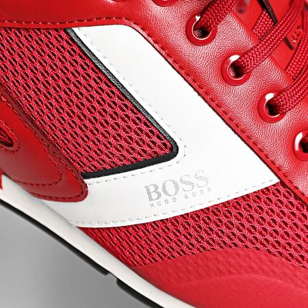 BOSS By Hugo Boss - Baskets Saturn Lowp 50445677 Medium Red