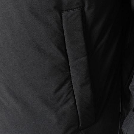 MTX - Blouson Capuche Fourrure 225 Noir