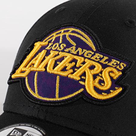 New Era - Casquette 9Forty Hook 12381231 Los Angeles Lakers Noir