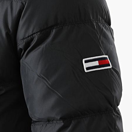 Tommy Jeans - Doudoune Capuche Essential Down 8762 Noir