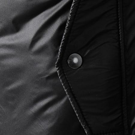 Uniplay - Blouson Col Fourrure V27 Noir