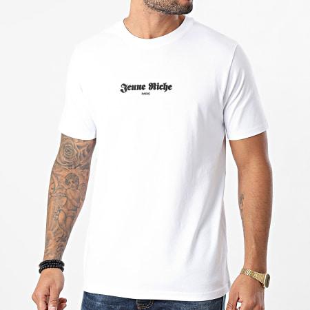 Jeune Riche - Tee Shirt Dead Inside Blanc