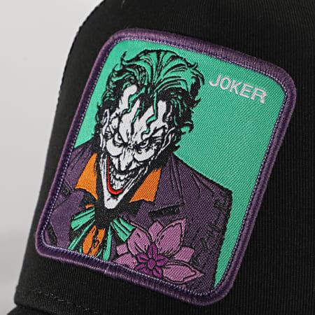 Joker - Casquette Trucker Joker Noir