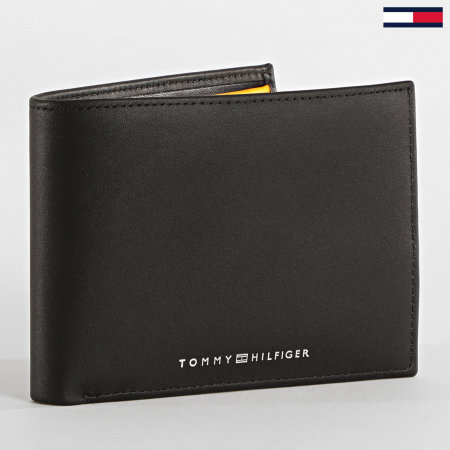 Tommy Hilfiger - Portefeuille Seasonal CC And Coin 7030 Noir