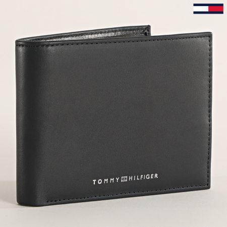 Tommy Hilfiger - Portefeuille Seasonal CC And Coin 7030 Bleu Marine