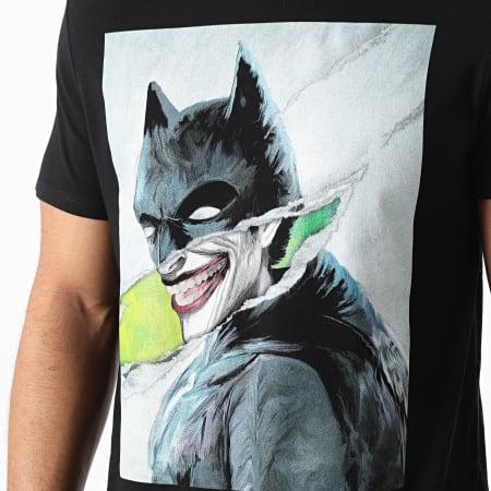 DC Comics - Tee Shirt MEJOKERTS009 Noir