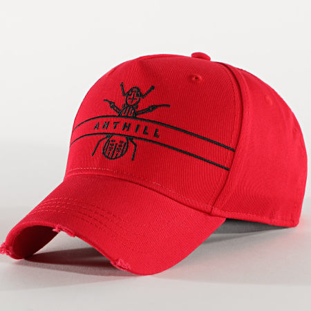 Anthill - Casquette Logo Rouge