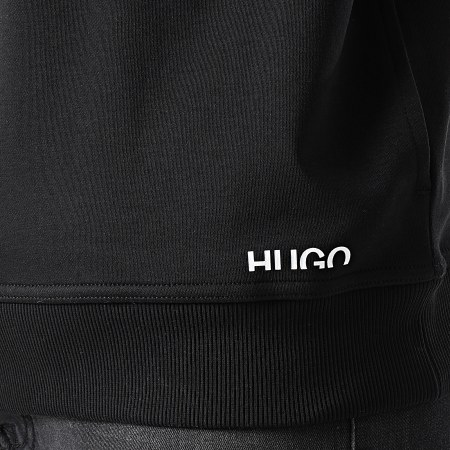 BOSS By Hugo Boss - Sweat Capuche Dayfun 50458282 Noir