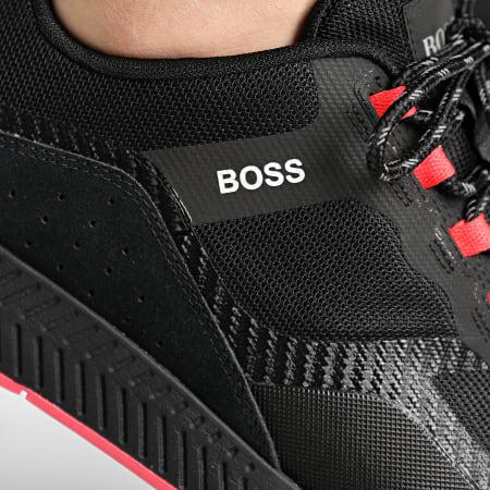BOSS By Hugo Boss - Baskets ESP Titanium 50447846 Black