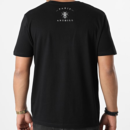 Niro - Tee Shirt Logo Noir