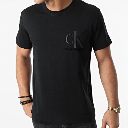 Calvin Klein Jeans - Tee Shirt 7064 Noir