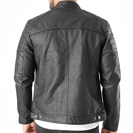 Produkt - Veste Biker Rocky Noir