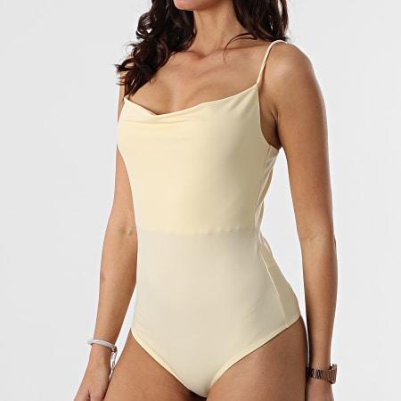 Vero Moda - Body Femme Frankie Beige