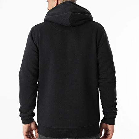 Niro - Sweat Capuche Logo Noir