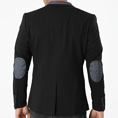Black Needle - Veste Blazer 20151 Noir