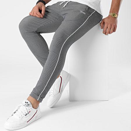 Project X - Pantalon Jogging 1940013 Gris Chiné