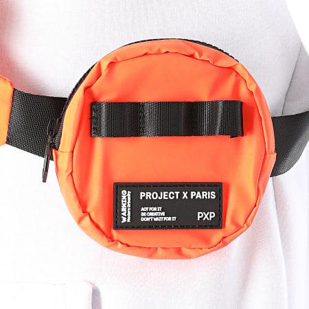 Project X - Sac Banane Réfléchissant B1909 Orange Fluo
