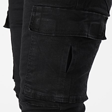 Project X - Jean Skinny TP21004 Noir