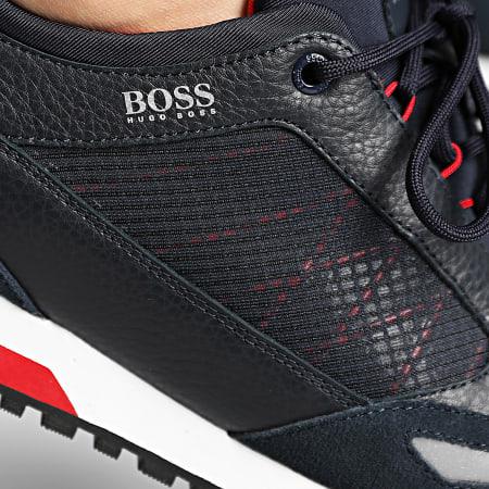 BOSS By Hugo Boss - Baskets Parkour Runner 50445695 Dark Blue