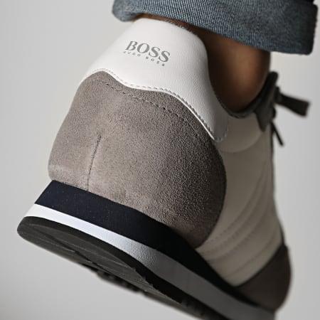 BOSS By Hugo Boss - Baskets Parkour Runner 50445688 Open Grey