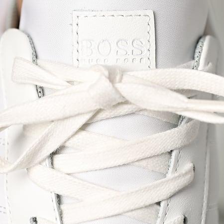 BOSS By Hugo Boss - Baskets Ribeira Tenn 50446658 White