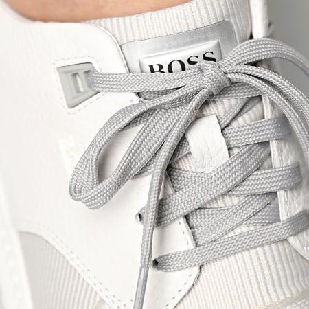 BOSS By Hugo Boss - Baskets Titanium Runner 50446667 Open White