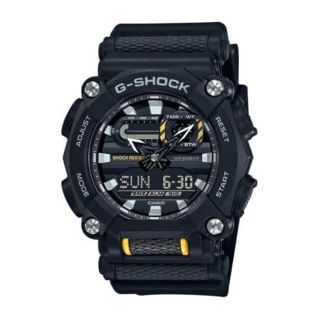 Casio - Montre G-Shock GA-900-1AER Noir