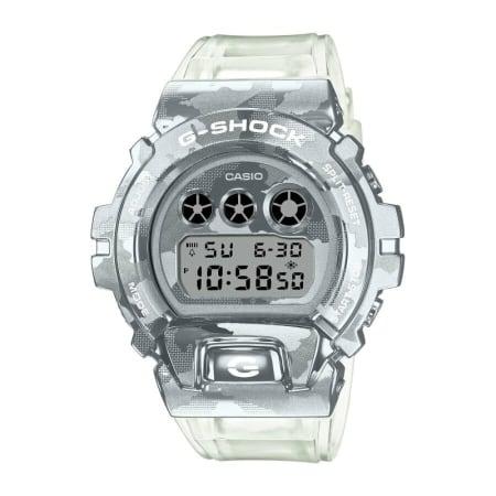 Casio - Montre G-Shock GM-6900SCM-1ER Translucide Camo